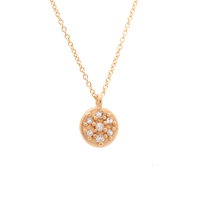 Mini Helios Necklace - Valley Rose Ethical & Sustainable Fine Jewelry