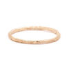 Meteorite Band - Valley Rose Ethical Fine Jewelry 14K Fairmined Gold