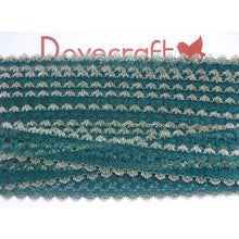 Eyelet Knitting in Lace Dovecraft 45m Full Card All Colours