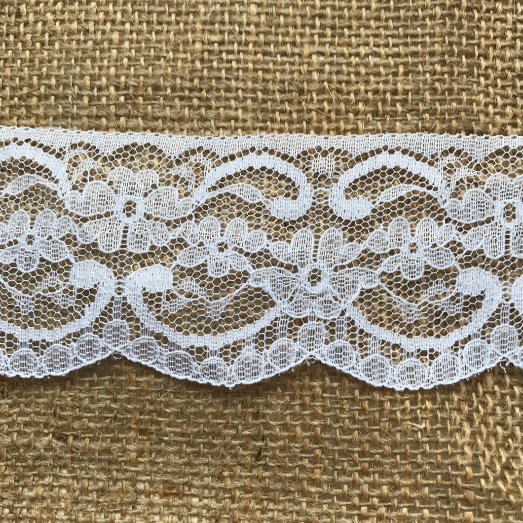 Quality Nottingham Lace 2.5