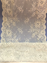 Smokey Sage Green Stretch Wide  Lace 23 cm/ 9""