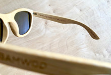 These Sunglasses = 1 Tree Planted light bamboo