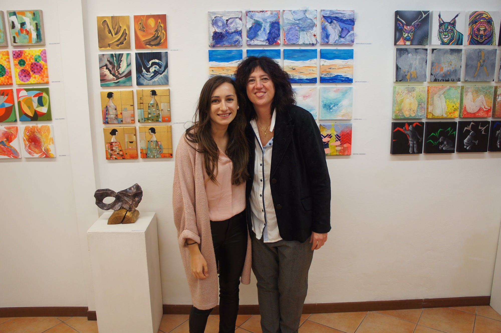 with paola trevisan from trevisan international art