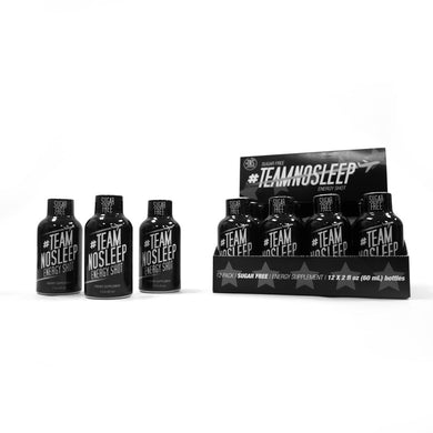 12 Pack of 2 oz Energy Shots