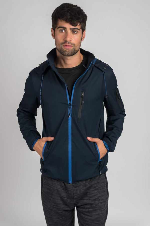 CAMPERA IRONMAN NAVY