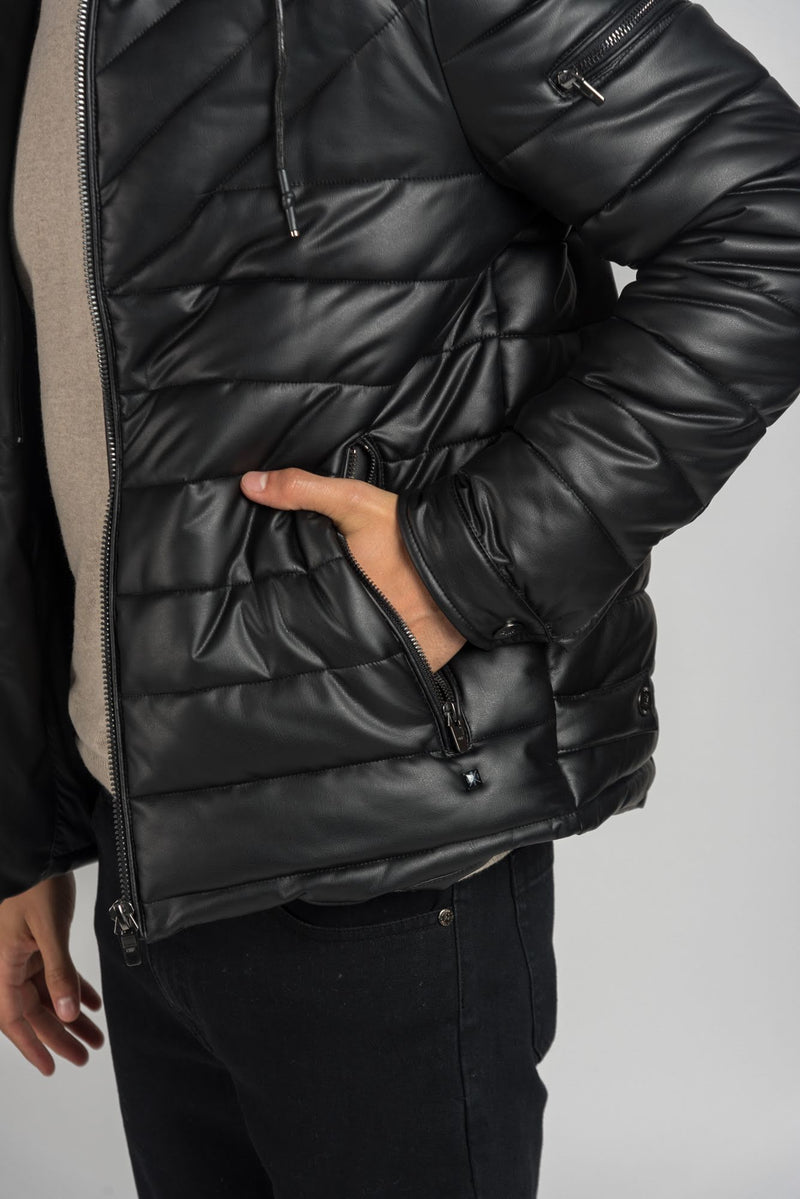 Campera Jagger Black