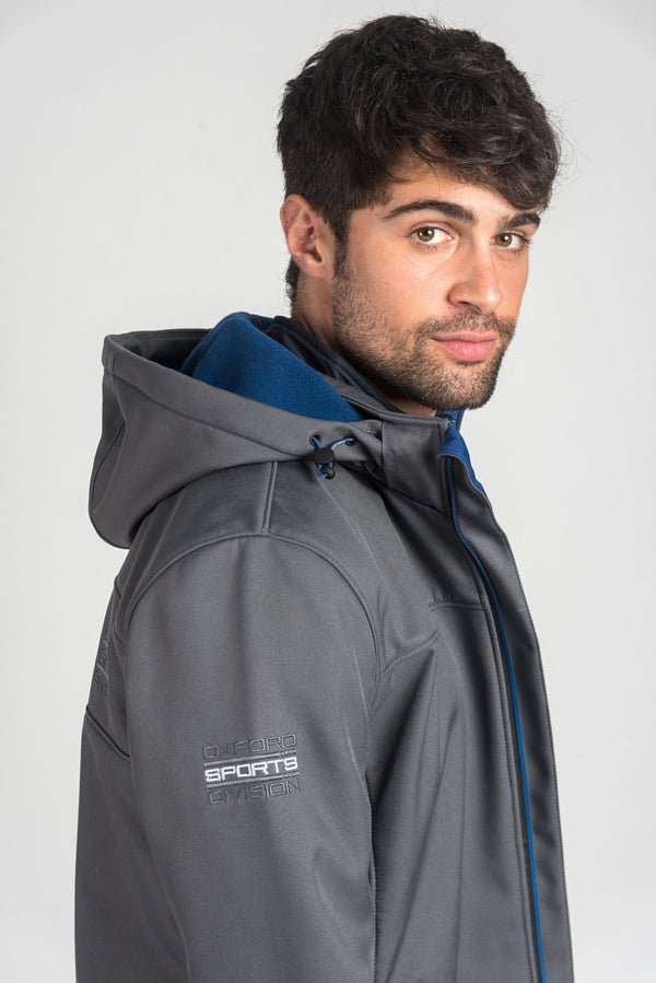 CAMPERA NEO DARK GREY
