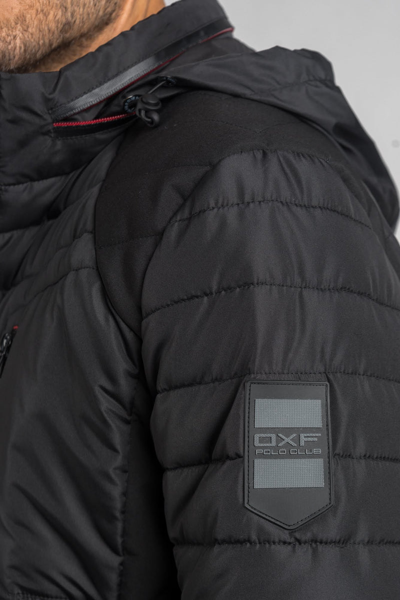 CAMPERA ORACLE BLACK