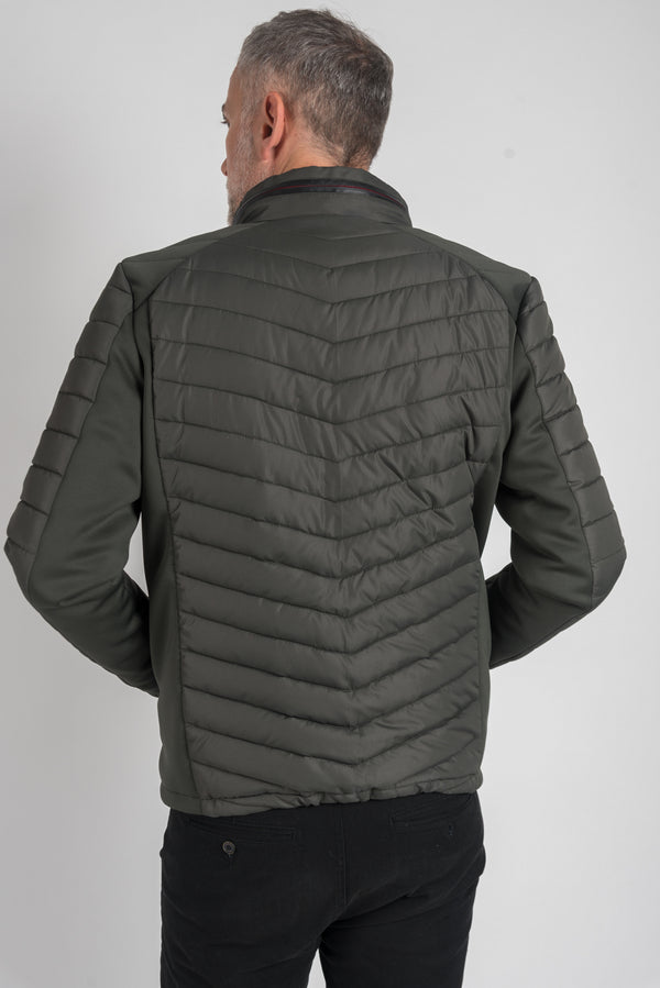 Campera Oracle Olive
