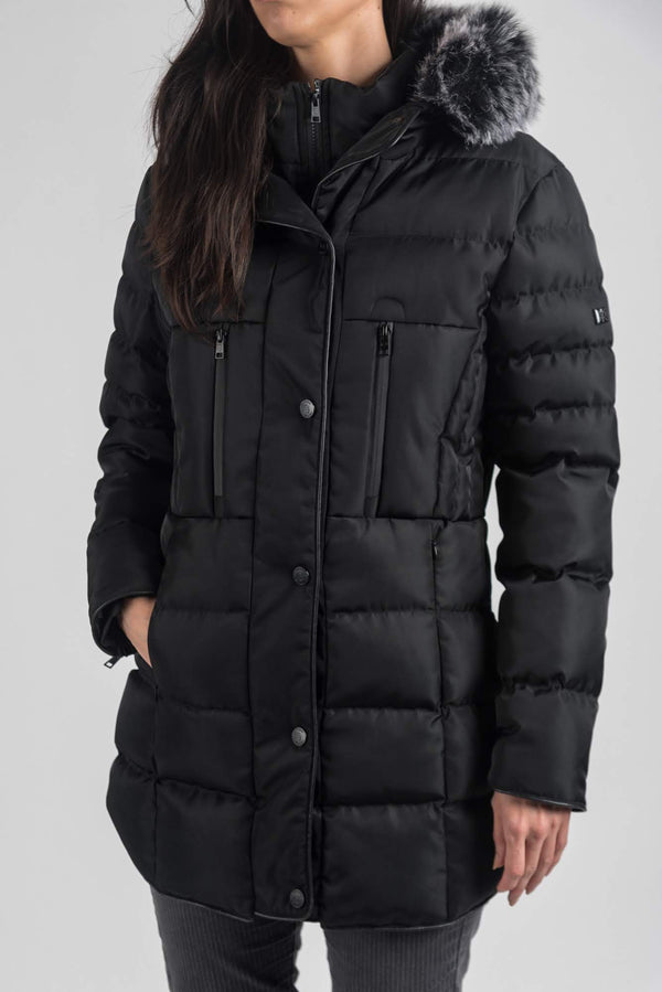 Campera Paris Black