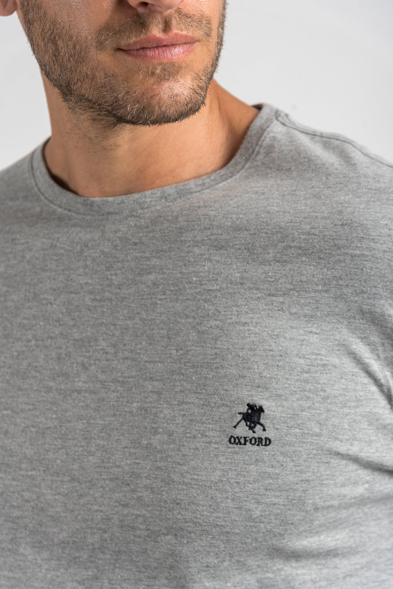 Remera Rocket Grey