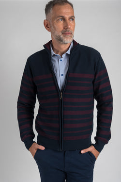 SWEATER BEN NAVY