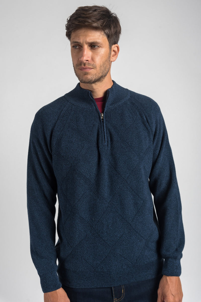 SWEATER JEFF BLUE