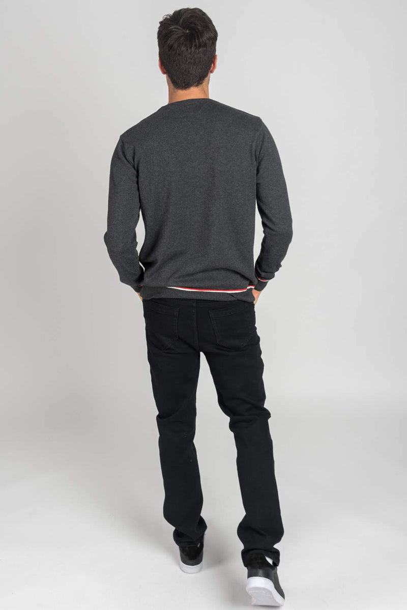 SWEATER ROLAND CARBON
