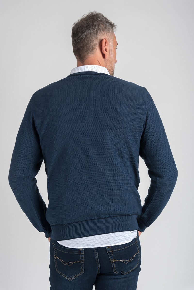 Sweater Ted Navy