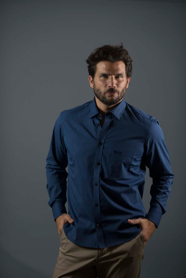 Camisa Manga Larga Always W19302