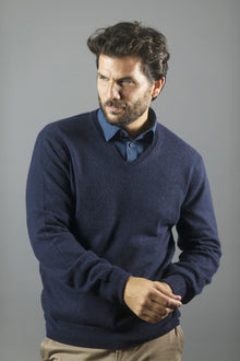 SWEATER JAGUAR NAVY