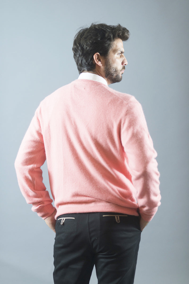Sweater Jaguar Salmon