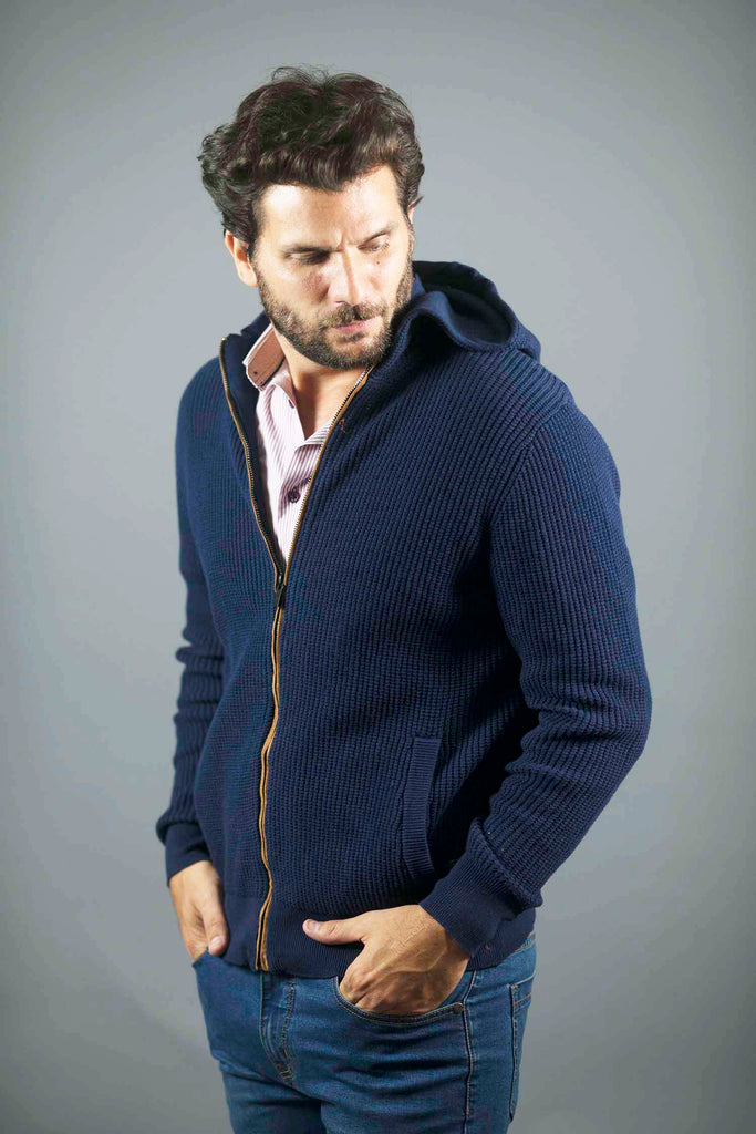 Sweater W19500 Navy