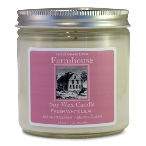 Farmhouse Large Soy Candles