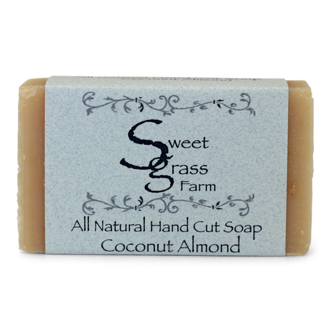 Handcut Bar Soap