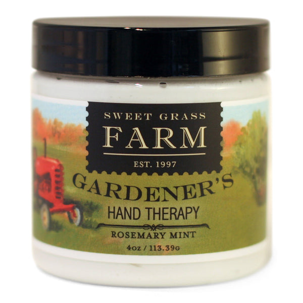 Gardener's Natural Hand Therapy Cream