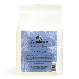 All-Natural Laundry Soap Concentrate