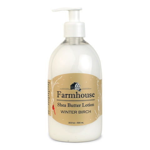All-Natural Hand Lotion With Shea Butter