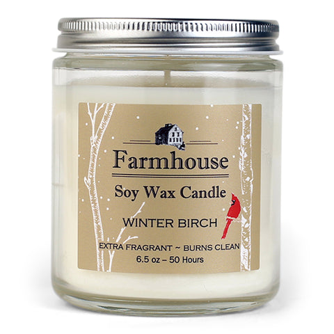 Farmhouse Small Soy Candles