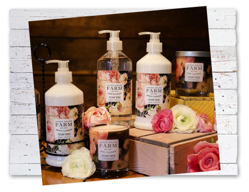 Sweet Grass Farm - Shop Natural Body Products