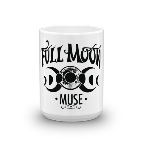Full Moon Muse Mug
