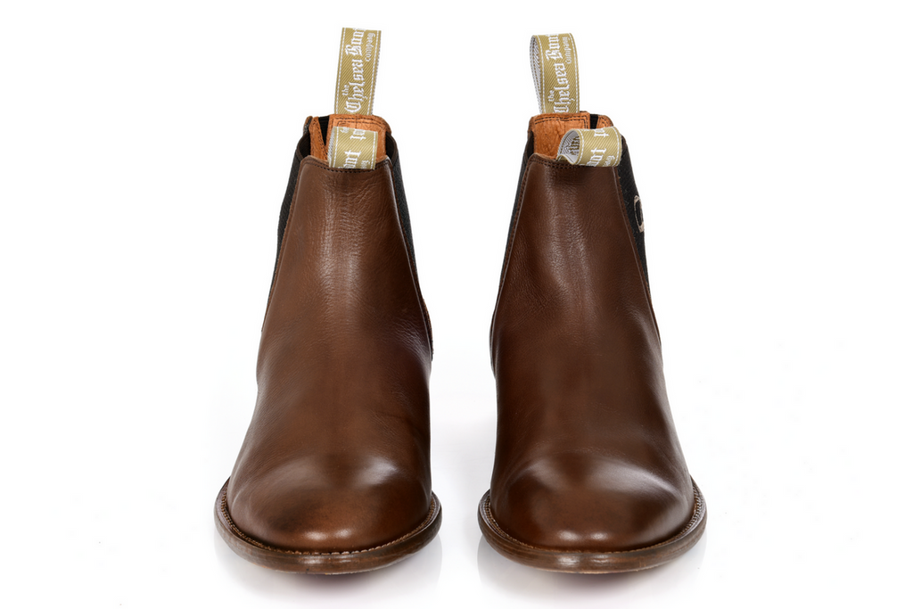 Classic Chelsea Boot Brown