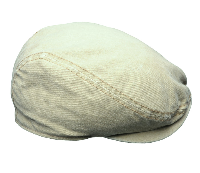 The Chelsea Canvas Driver Cap
