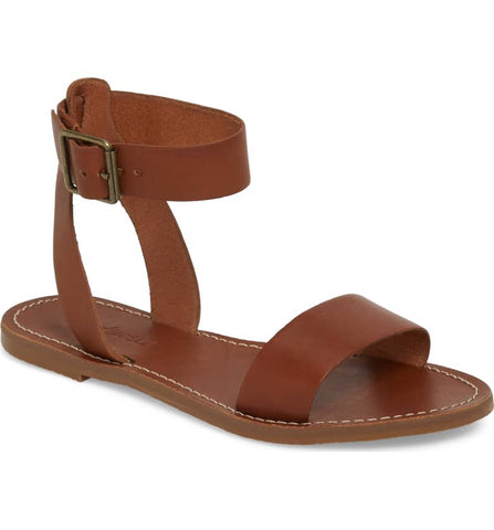 Try: The Boardwalk Ankle Sandal from Madewell, $59.50 at Nordstrom