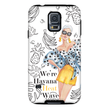 Phone Case for Samsung, LG, Google- Carmen Havana Heatwave - GinnyMoon