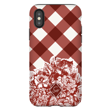 Phone Case for iPhone- Autumn Toile - GinnyMoon