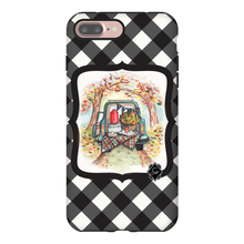 Phone Case for iPhone- Vintage Tailgate - GinnyMoon