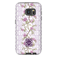 Phone Case for Samsung, LG & Google- White Climbing Peony - GinnyMoon