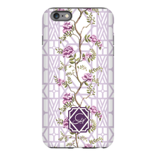 Phone Case for iPhone- White Climbing Peony - GinnyMoon