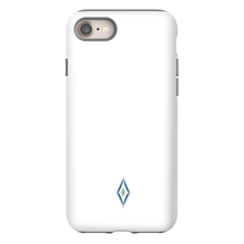 Phone Case for iPhone- White Hustle & Bustling - GinnyMoon