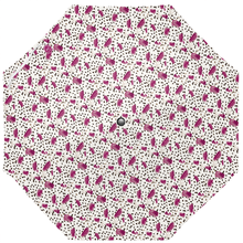Compact Umbrella, Dragon Fruit - GinnyMoon