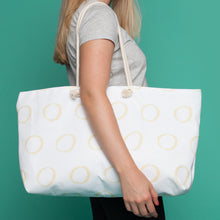 Weekender Tote, Dragon Fruit - GinnyMoon