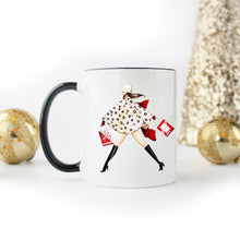 Christmas Shopping! Wrapped-And-Ready Christmas Mug - GinnyMoon