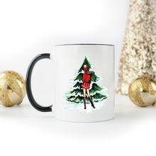 Christmas Scheming! Wrapped-And-Ready Mug - GinnyMoon
