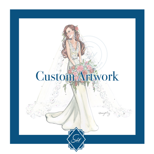 Custom Art Consultation For Home Or Business - GinnyMoon
