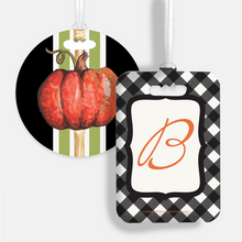 Luggage Tag Set, Halloween - GinnyMoon