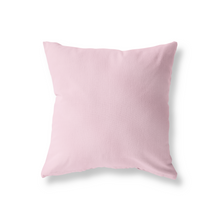 Pillow in Warm Blush Everyday Gingham - GinnyMoon