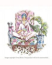 Giclee Fine Art Print, Ottoman Empire - GinnyMoon