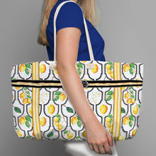 The Weekender in Sunny Lemon - GinnyMoon