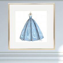Giclee Fine Art Print, The Juliette Dress, Multiple Sizes - GinnyMoon